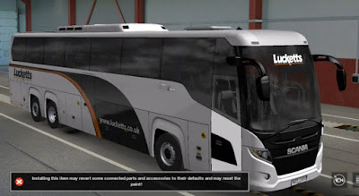Scania Touring R30 - ETS2 1.37