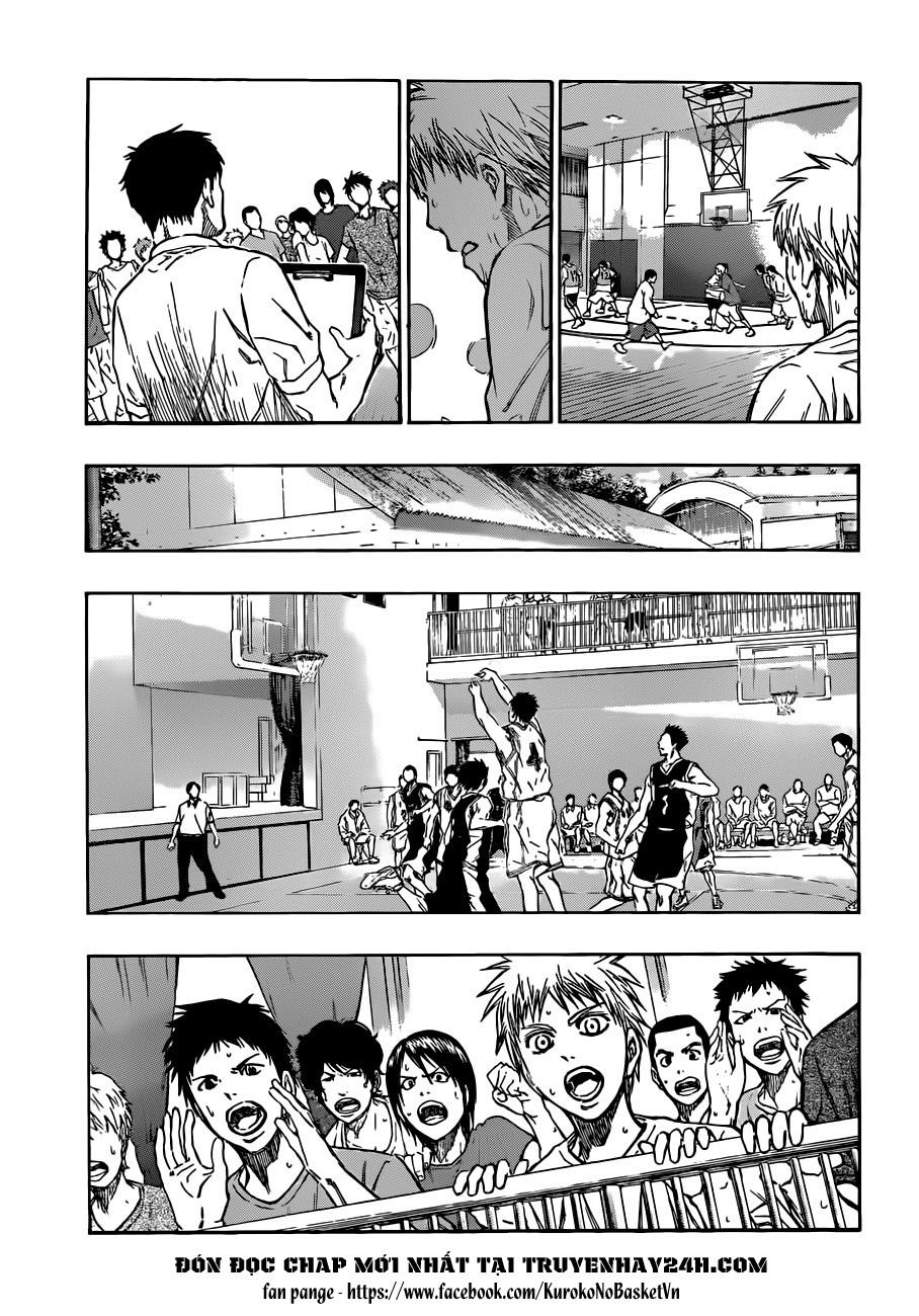 Kuroko No Basket chap 205 trang 3