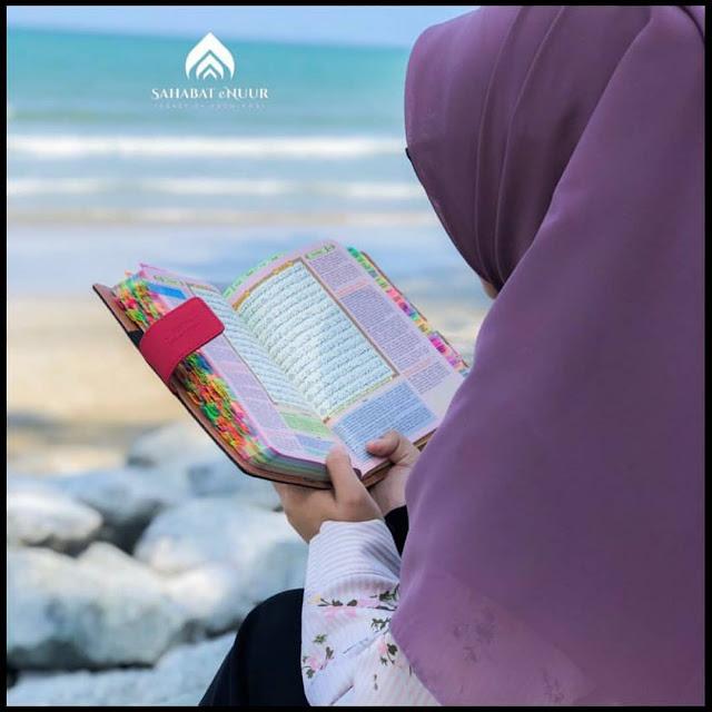 baca dan faham al-quran, manfaat al-quran, hilangkan stress dengan baca quran, al-quran sebagai penyembuh penyakit