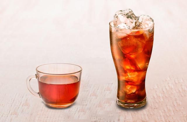 Perbedaan Teh Hangat Dengan Es Teh, Mana yang lebih Baik kamu minum