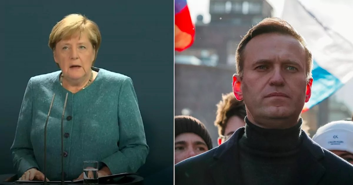 Germany Confirms Russian Opposition Leader, Alexei Navalny, Was Poisoned With Novichok Chemical Weapon