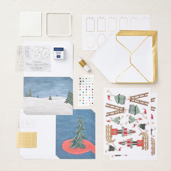christmas whimsy kit