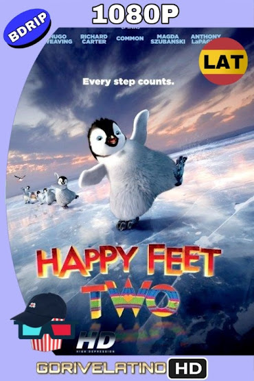Happy feet 2 (2011) BDRip 1080p Latino-Ingles mkv