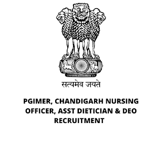 PGIMER, Chandigarh Nursing Officer,