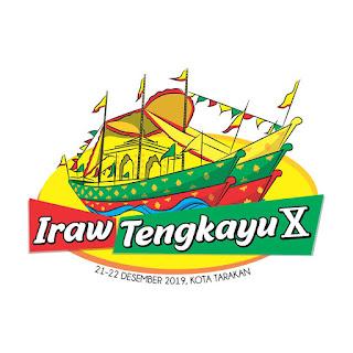 Logo Iraw Tengkayu X 2019 - Tarakan Info