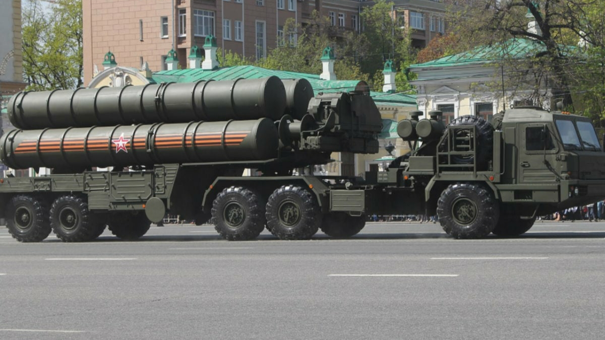What is Russia's S-400 system