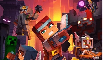 Minecraft Dungeons v1.4.3.0 | PC Game | Free Download | Latest Version