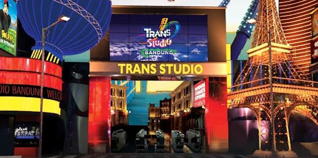 Keuntungan Membeli Tiket Trans Studio Bandung saat Liburan