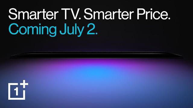 ون بلس تكشف عن موعد الإعلان عن تلفازها الذكي الجديد