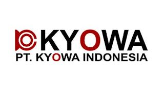 Info Loker Terbaru EJIP Via Email PT. Kyowa Indonesia Cikarang