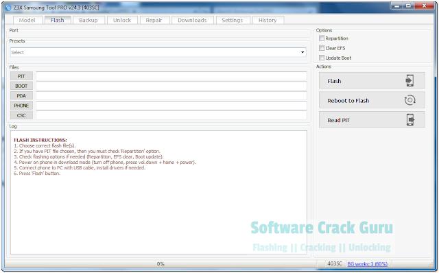 Samsung Tool Pro V24.3 Full Crack Free Download (Links Updated - 2019)