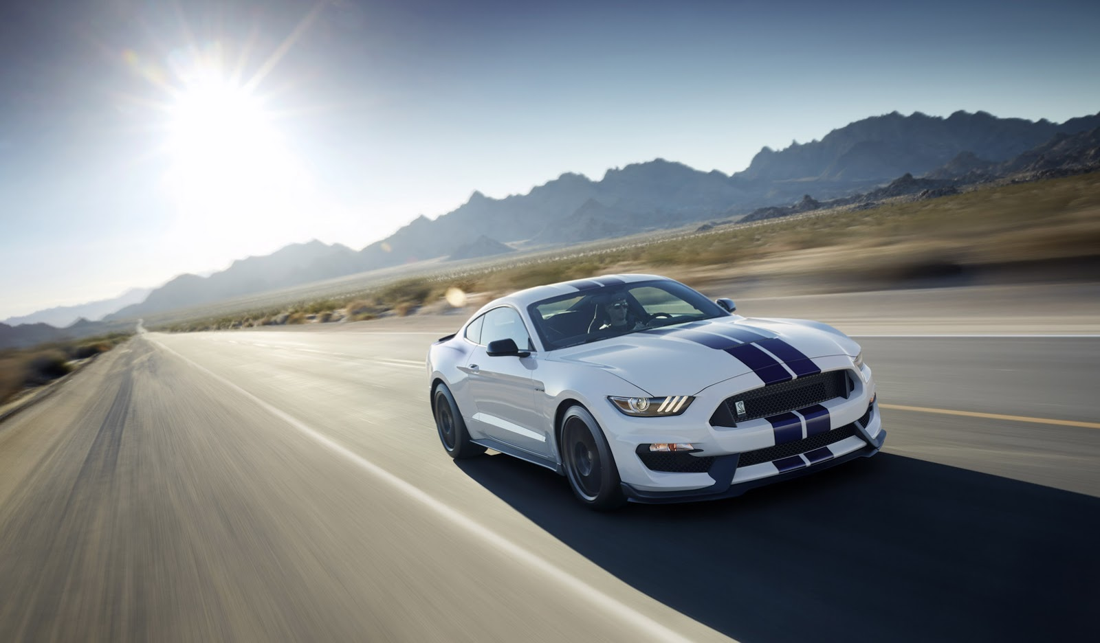 New Ford Mustang Shelby GT350 46