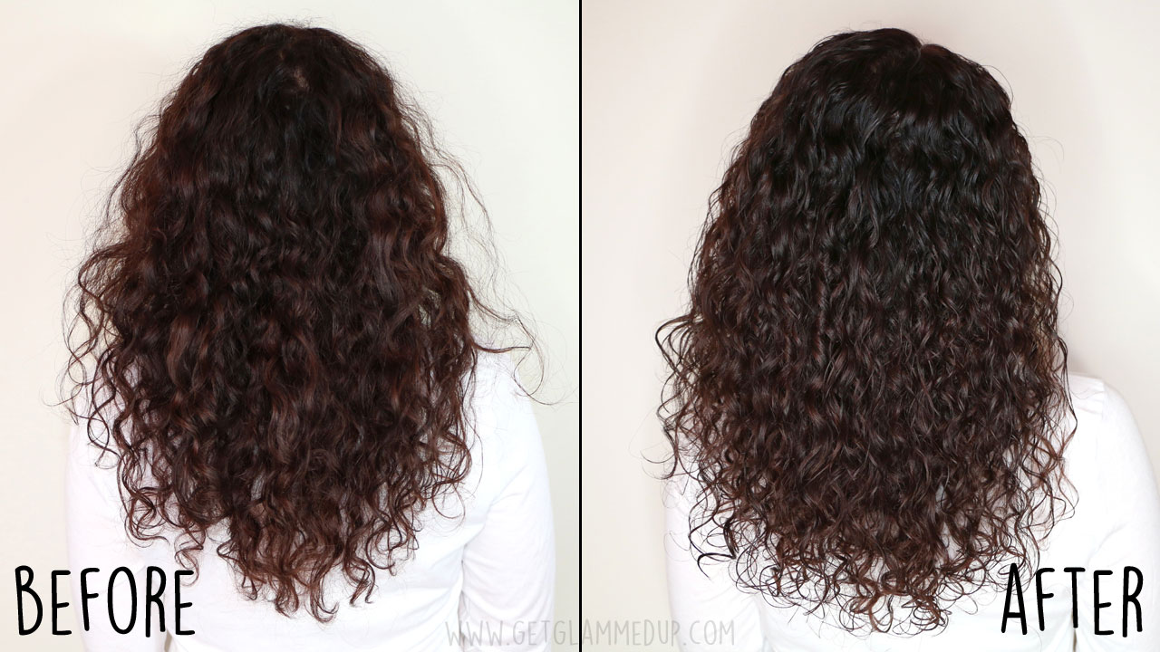 Apple Cider Vinegar Before And After Hair