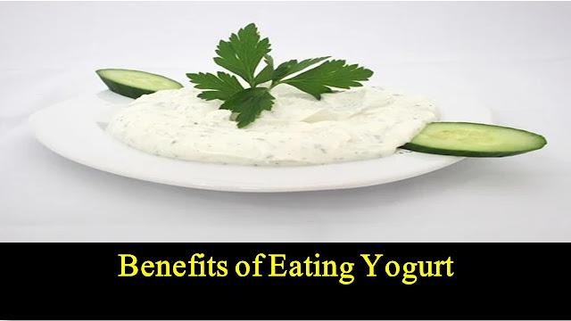 Benefits of Eating Yogurt