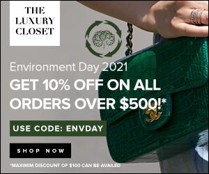 كود خصم The Luxury Closet بقيمة 10% على كل طلباتكم