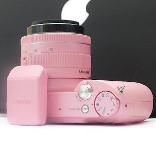 Kamera Mirrorless Samsung NX1000 Bekas Di Malang