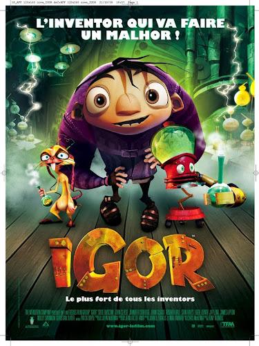 Igor DVDRip Latino