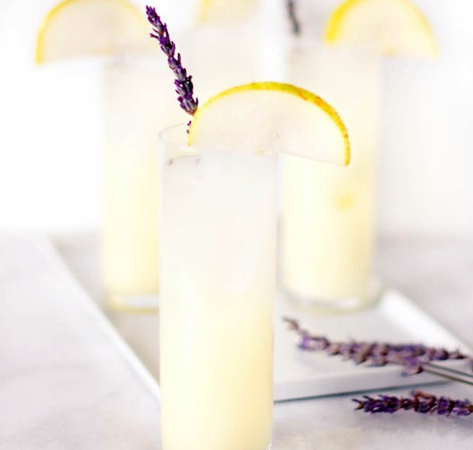 VODKA PEAR LAVENDER LEMONADE RECIPE #drinks #cocktails