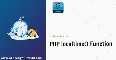 PHP localtime() Function