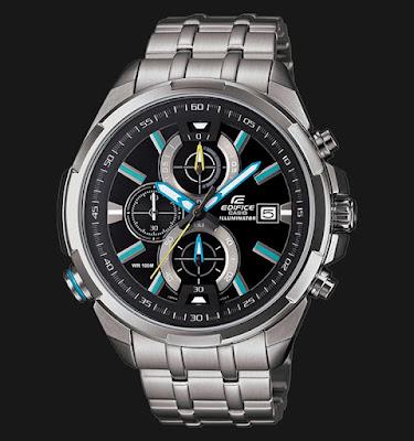 jam tangan pria Casio Edifice EFR–536