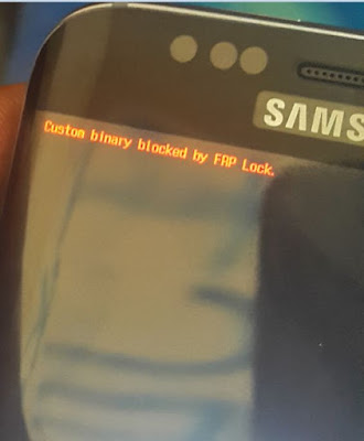 How to fix Custom Binary Blocked by FRP Lock Samsung  J2