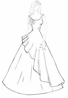 desenhos de roupas femininas