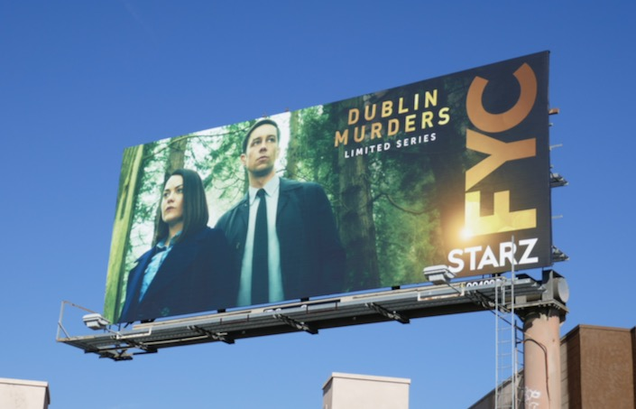 Dublin Murders Starz winter FYC billboard