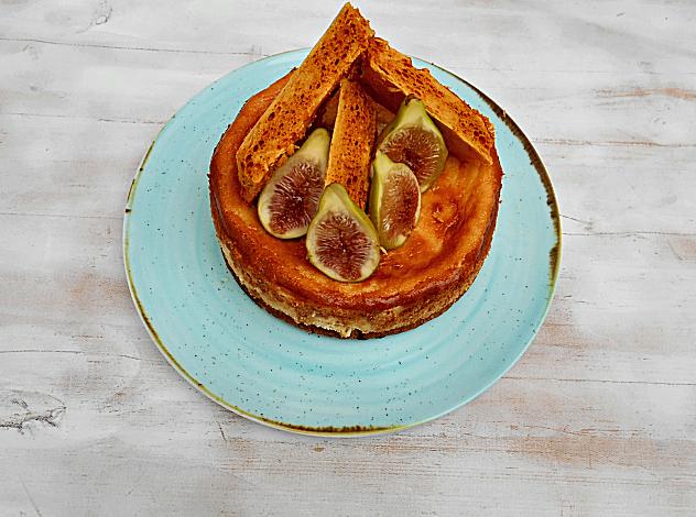 figs cheesecake honeycomb