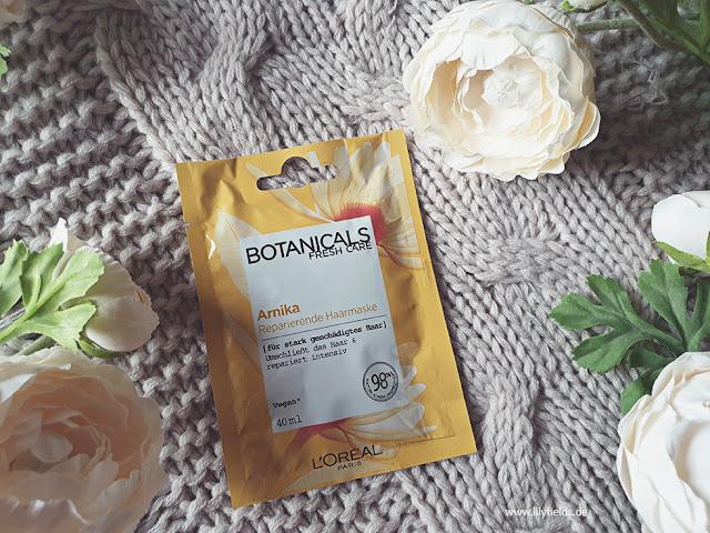 Botanicals Arnika - Reparierende Haarmaske