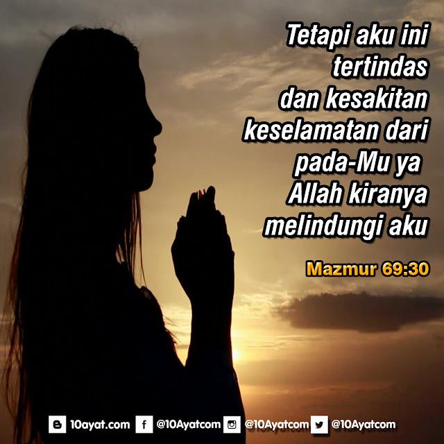 Mazmur 69:30