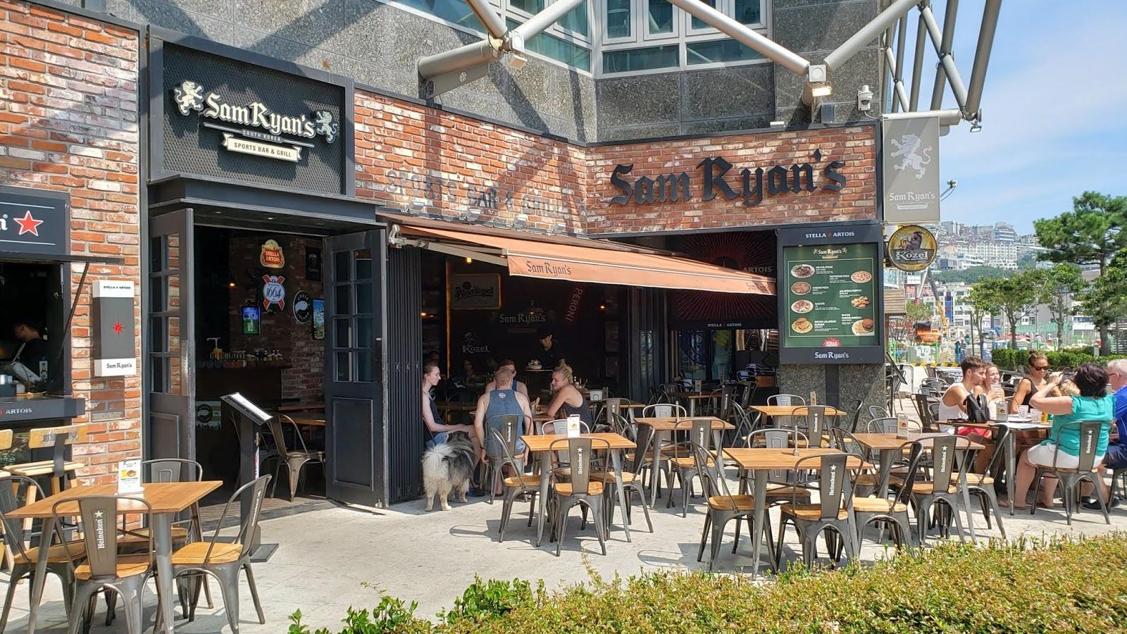 Jeeps Pubs Taverns And Bars Sam Ryan S Sports Bar Grill