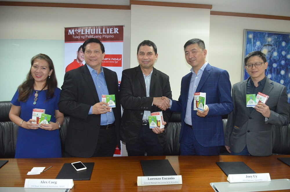 M Lhuillier teams up with Starmobile and Smart to launch an exclusive smartphone for Pinoys