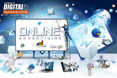 Online Advertising,  Institute of digital Marketing