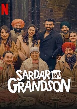 Sardar Ka Grandson 2021 Full Movie Download HDRip 480p 300Mb
