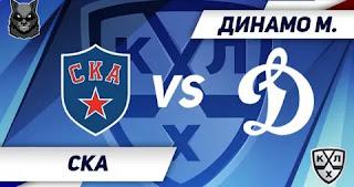 Динамо Мн – СКА смотреть онлайн бесплатно 05 января 2020 прямая трансляция в 17:10 МСК.