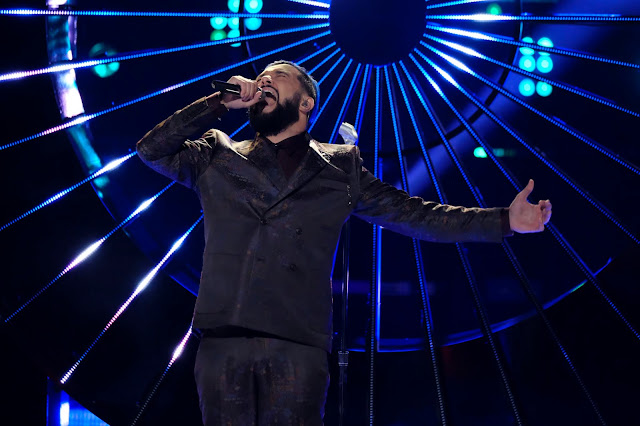 Video interview: Will Breman of Team Legend talks performing on 'The Voice'