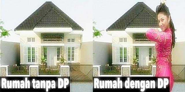 Ditawari Rumah tanpa DP Netizen Pilih Rumah dengan DP