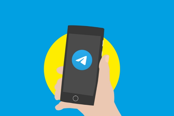 Cara Download Video Telegram di Google Drive