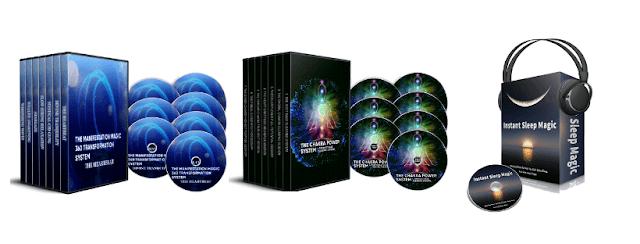 manifestation magic audio mp3 program