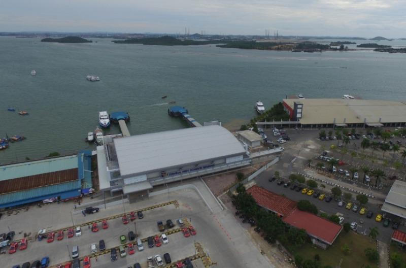 Belum Berstatus PSBB, Pelabuhan Domestik dan Internasional di Batam Masih Beroperasi