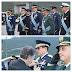 Presidente de la República de Colombia condecora al Comandante General de la Fuerza Aérea de República Dominicana