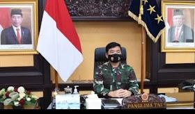 Panglima TNI Sebut Mobilisasi Massa Melalui Facebook Mampu Menumbangkan Pemerintah