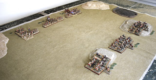 Later Sargonid Assyrians versus Kimmerians Mortem et Gloriam Game