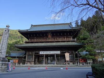【西へ吉方位旅行】日蓮宗の総本山 身延山久遠寺へ
