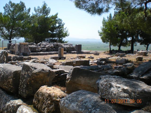 ruiny antyczne