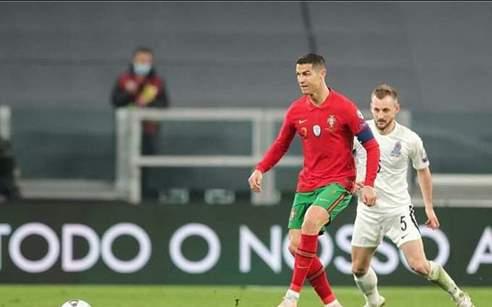 البرتغال يتفوق علي المجر بثلاثية نظيفة