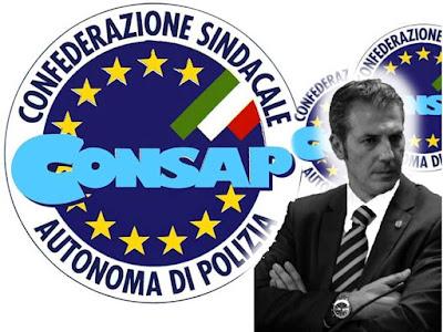 GIANLUCA GUERRISI –  SEGRETARIO GENERALE PROVINCIALE CONSAP ROMA