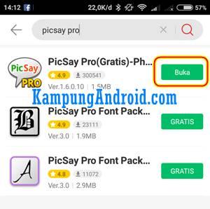 Cara Mengatasi dan Memperbaiki PicSay Pro Force Close Terhenti