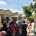 Tuntut BLT DD, Puluhan Warga Paya Rengas Geruduk Kantor Desa