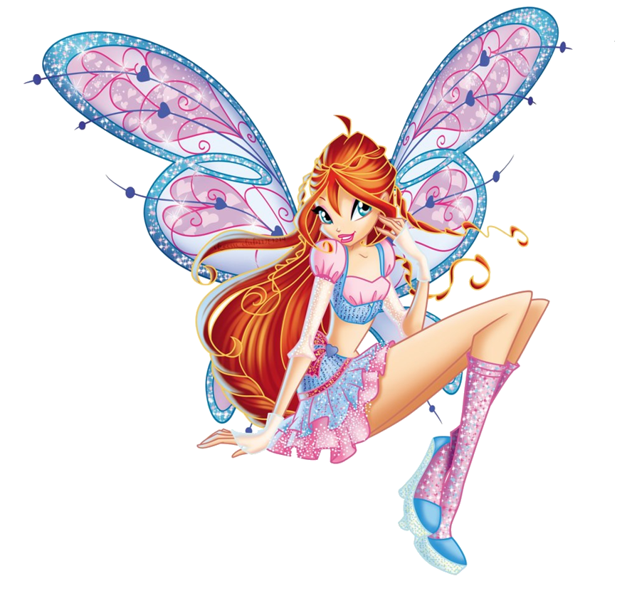 Winx Club Fairies: Bloom Believix
